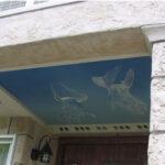 住宅 天井画