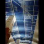商業施設 天井画