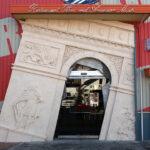 レリーフ バー 外壁装飾