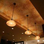 デザイン塗装 天井 ムラ塗装