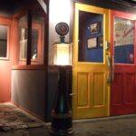 デザイン塗装 ドア 多色塗装