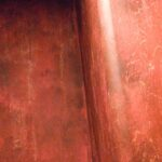 デザイン塗装 壁 クラック塗装