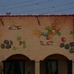 デザイン塗装 外壁 エイジング塗装