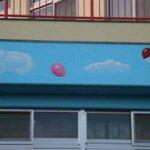 玉川幼稚園(壁画)