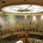 駅ビル 壁画